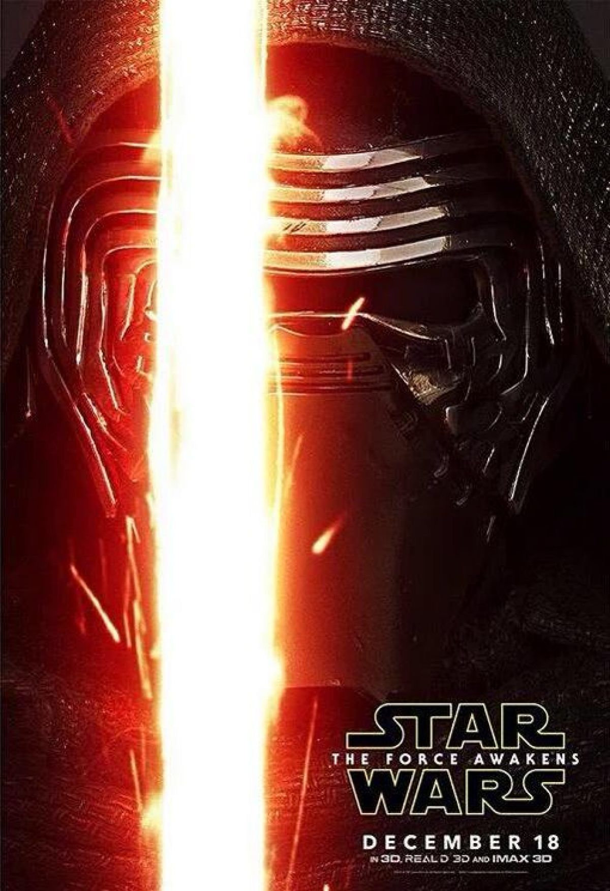 STAR WARS: THE FORCE AWAKENS Character Posters!