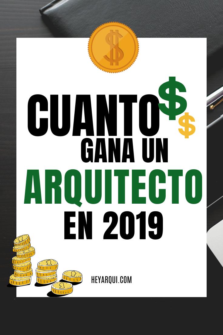 Cuanto Gana Un Arquitecto 2020 Y Hasta Cuanto Puede Ganar Arquitectos Rejas Para Frentes Profesiones Mejor Pagadas