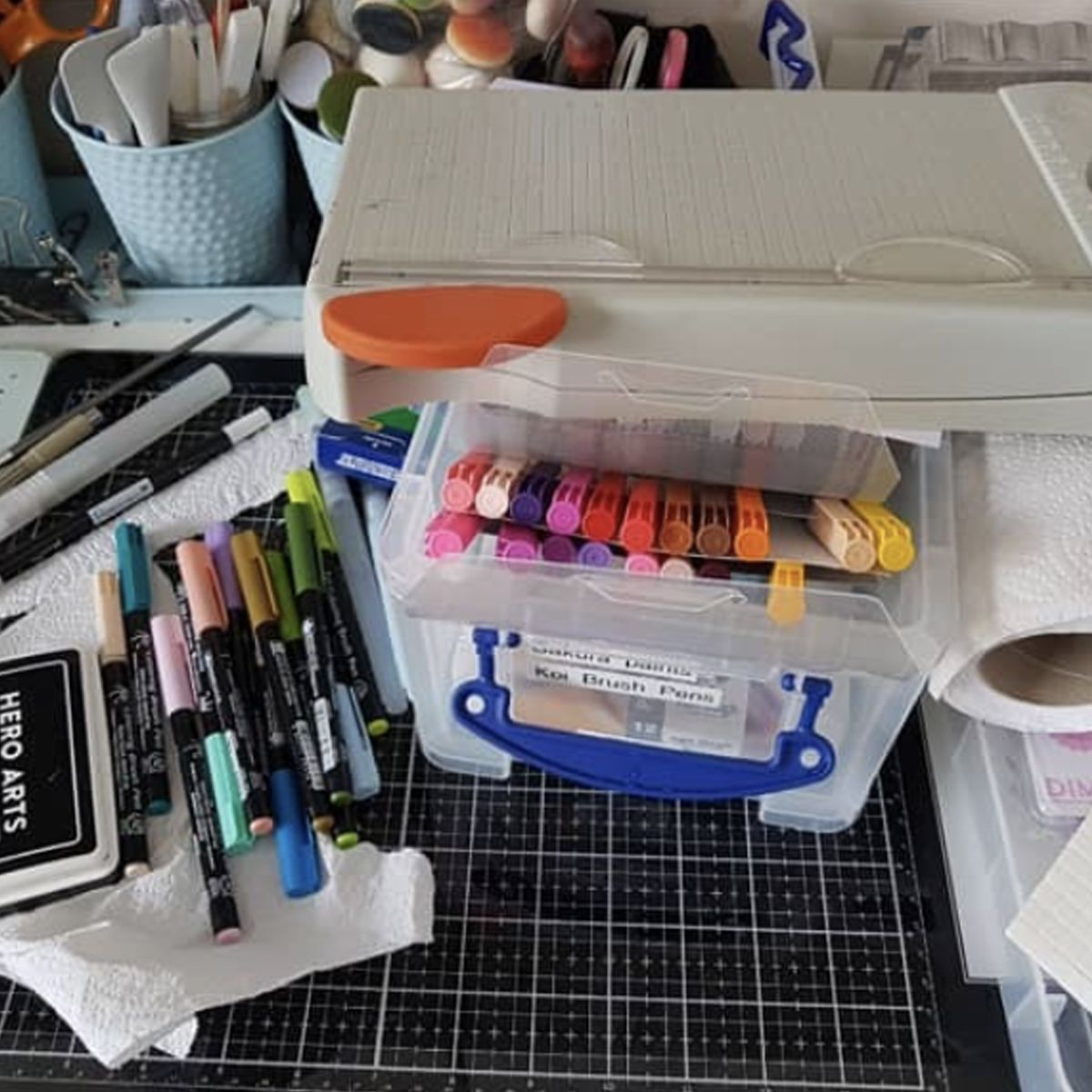 Time for some #wednesdaycrafting #repin  #making #digitalart #craftlife #digitalartist  #handcrafted #make #craft #handmadecrafts #crafts #craftsy #creative #create #scrapbooking #craftymom #craftnotcrap #diy #diycrafts #thedailymarker #copicmarkers #colouring #coloring #pencilcoloring #spectrumnoir