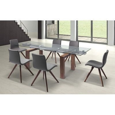 Brayden Studio Isidore Extendable Dining Table