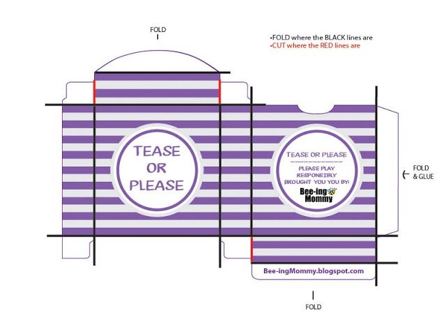 Tease or Please a Couples Card Game for Adults | Gaming and Romance