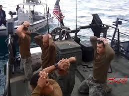 Afbeeldingsresultaat voor us navy under iranian custody