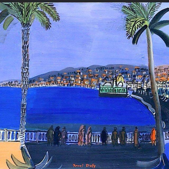 #raouldufy #fauvism #art #painting