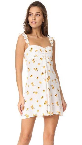 FLYNN SKYE Carla Mini Dress. #flynnskye #cloth #dress #top #shirt #sweater #skirt #beachwear #activewear