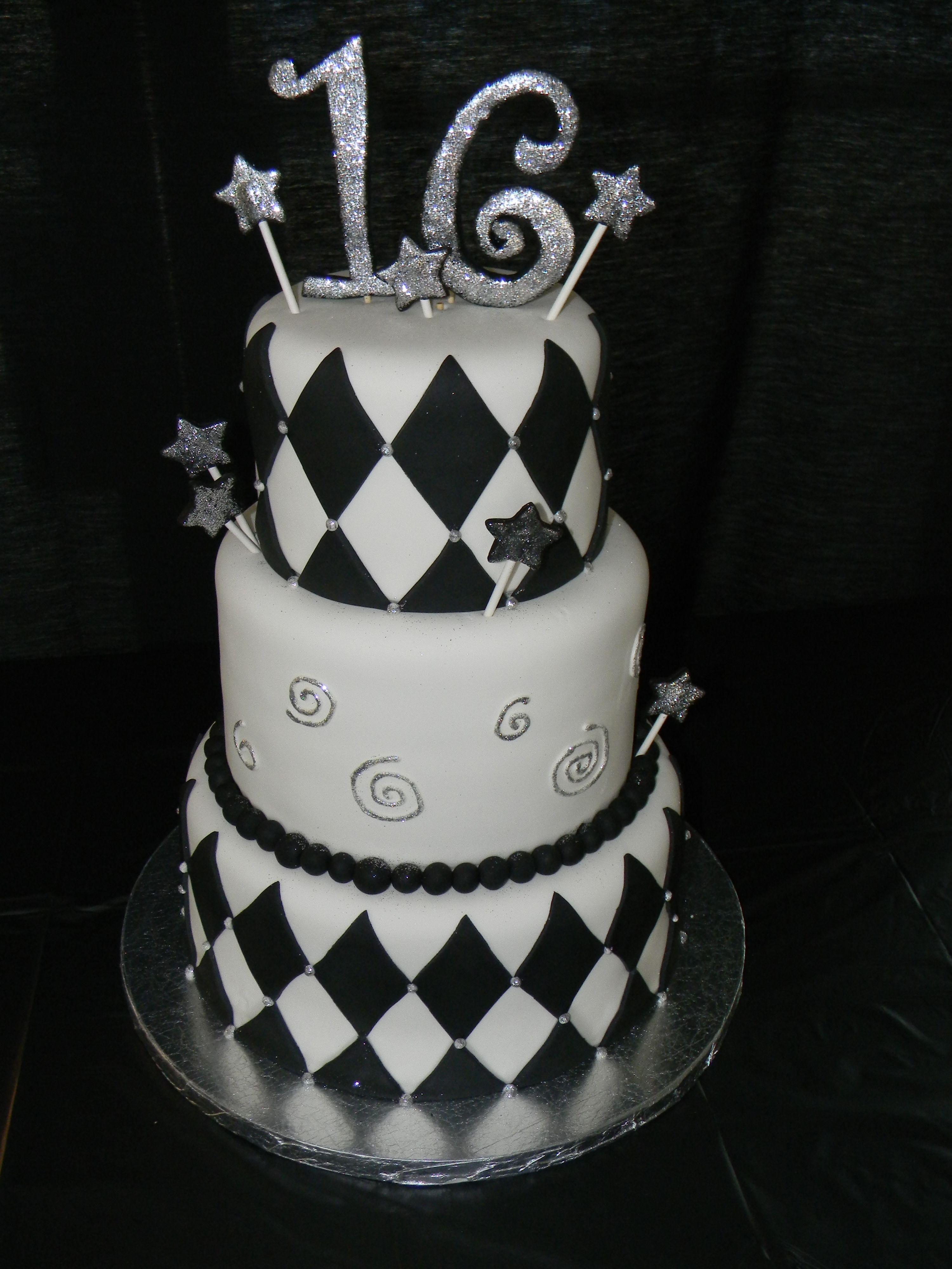 16th birthday cakes for boys