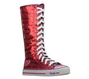 Women's Skechers Twinkle Toes: Shuffles Lolly Dolly