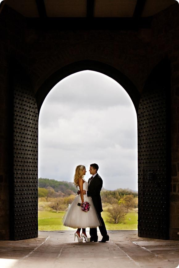 Playing At Princesses! A Styled Wedding Inspiration Shoot In The North West