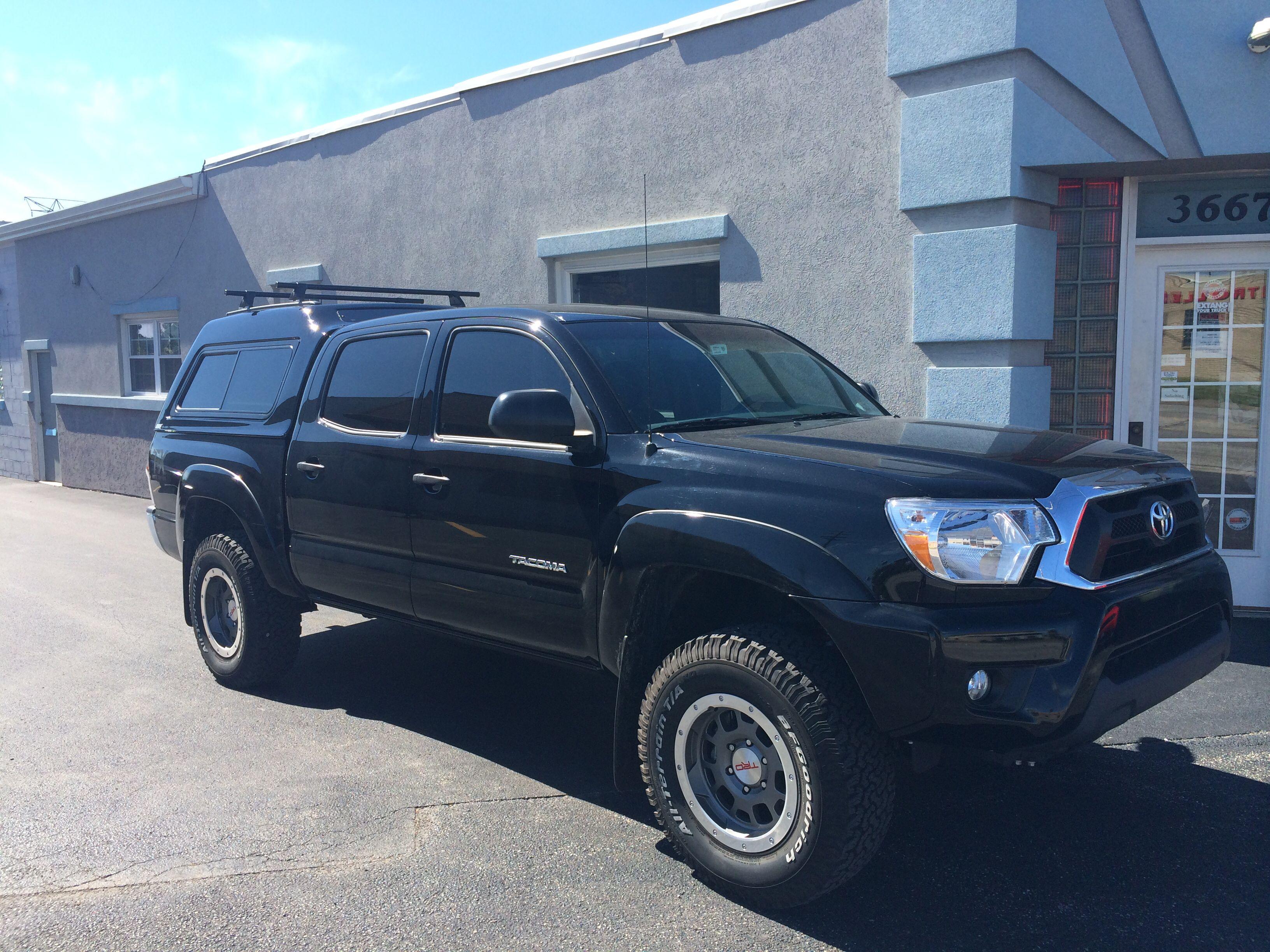Toyota Tacoma Truck Cap >> Mod 2 For My Toyota Tacoma Baja Trd Rx Model A R E Truck Cap