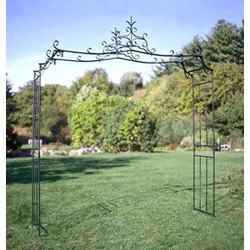 Achla Designs Chippendale Arbor Extenders Achla http://www.amazon.com/dp/B002663FXK/ref=cm_sw_r_pi_dp_xRzwxb11BMZVY