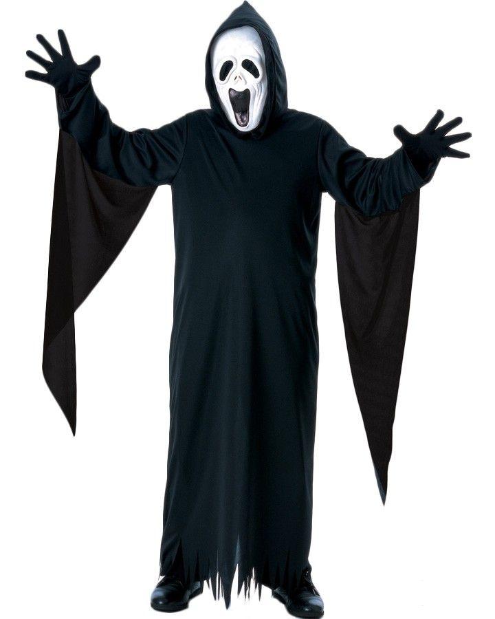 Scream Howling Ghost Child Costume Kids Halloween Costume Ideas - halloween ghost costume ideas
