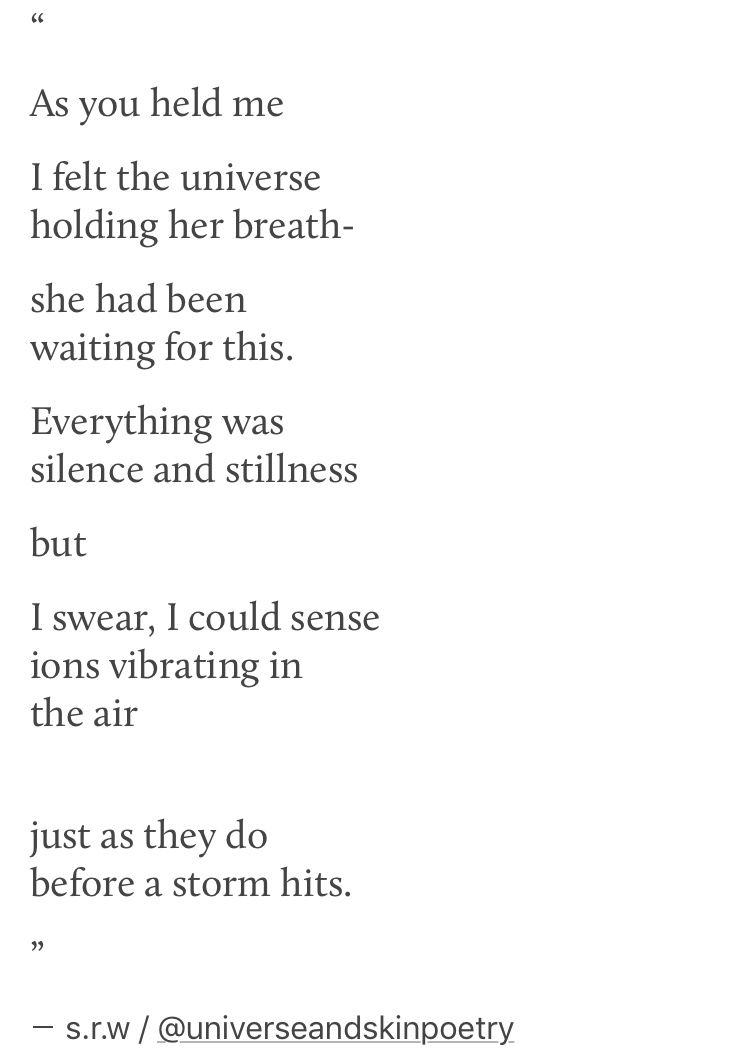 Srwpoetry Universeandskinpoetry Poem Poetry Poet Quote Quotes