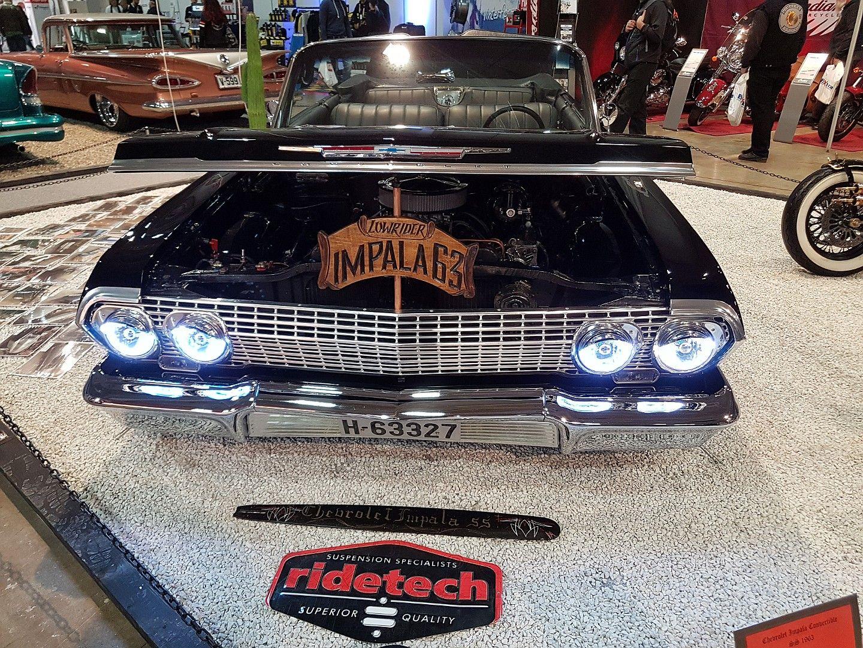 Impala 63 - Fotoalbum fra Oslo Motor Show 2017