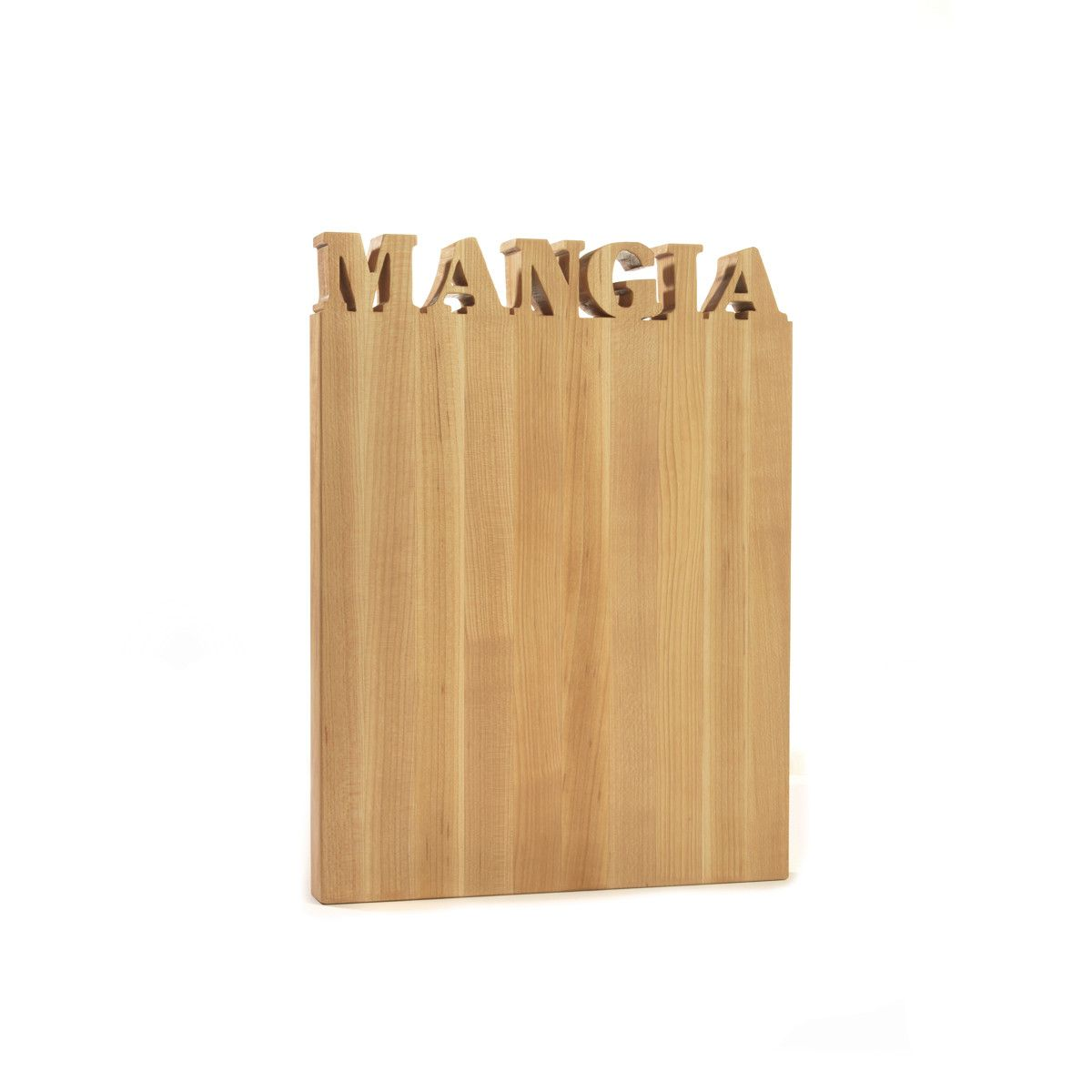 AVAILABLE in Large & Small~ CUTTING BOARD MANGIA