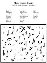 Image result for music symbols matching printable music image result for music symbols matching printable urtaz Image collections