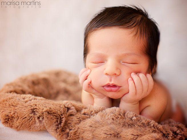 F. 9 dias de vida | Sessão fotográfica de recém-nascidos