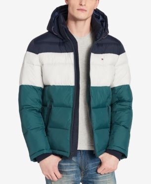 afc86d0cd Tommy Hilfiger Men Quilted Puffer Jacket in 2019 | Products ...
