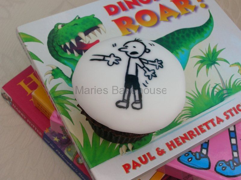 Diary Of A Wimpy Kid Cake Toppers Uk