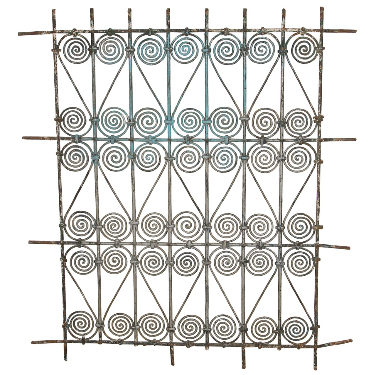 Moroccan Wrought Iron Window Grills 3