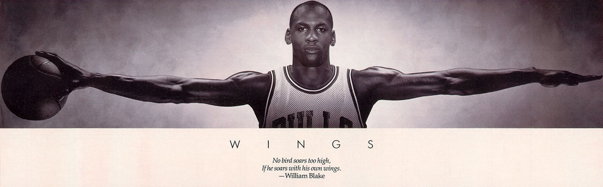 Did You Know The Jordan Wings Poster Is The Best Selling In Nike