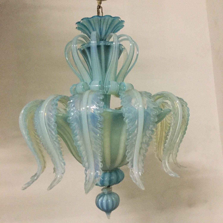 Free Shipping Usa Vintage Murano Chandelier Theenglishsisters Vintagelighting Murano Vintage Crystal Chandelier Vintage Chandelier Vintage Lighting
