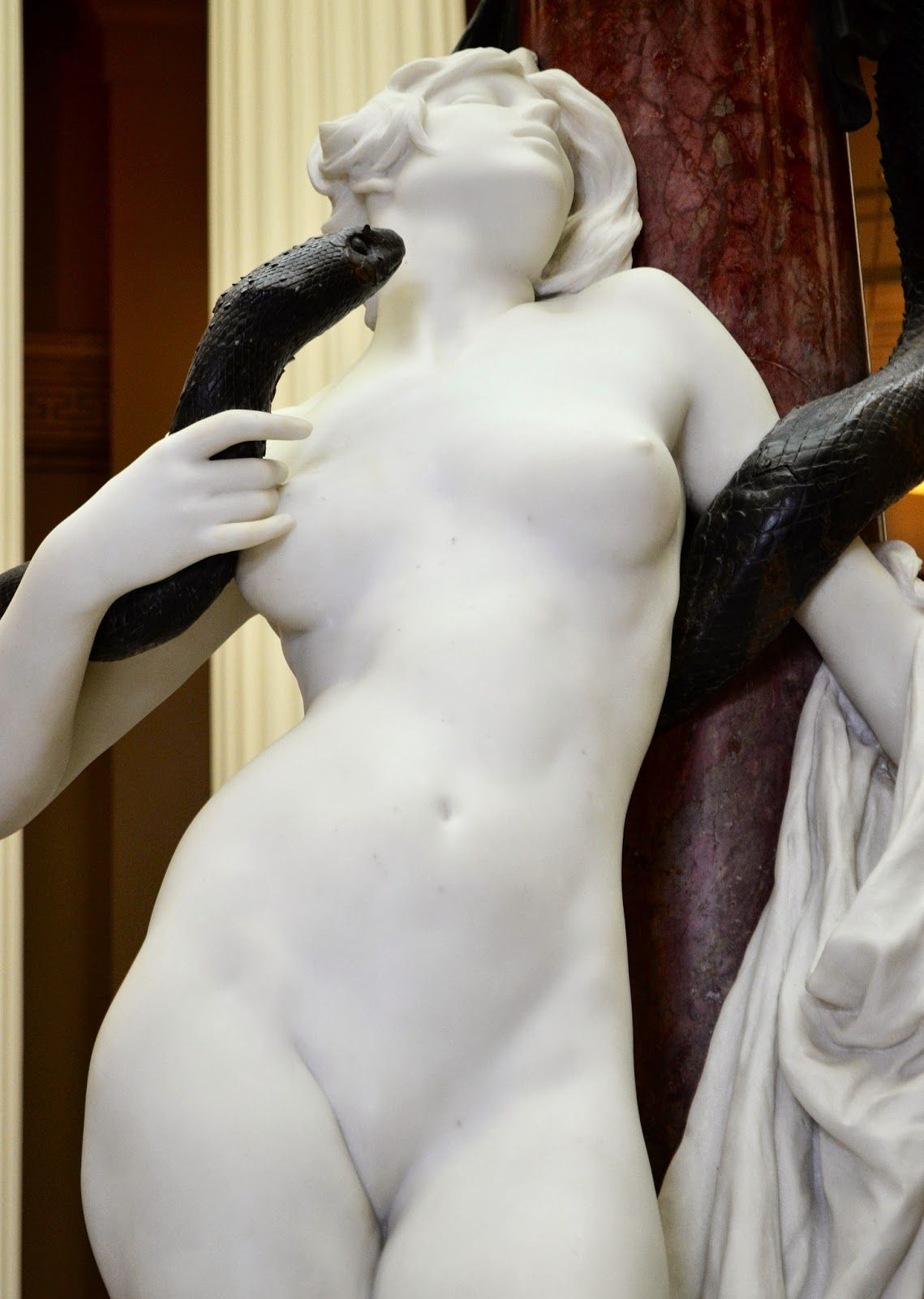 DESIRÉ-MAURICE FERRARY 1852-1904 ConSentido Propio: El Eterno Femenino en la Escultura (III) - GALERÍA: Escultura s. XIX-XX. Francia (3)