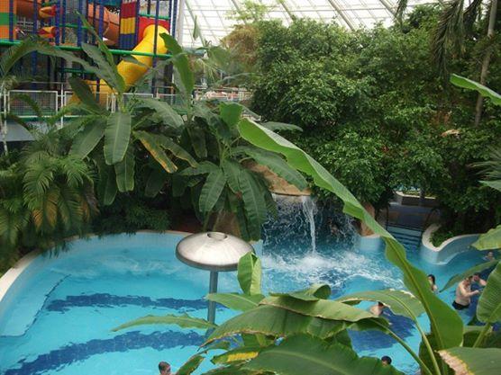 Debrecen, Hungary, Mediterranean Indoor Waterpark