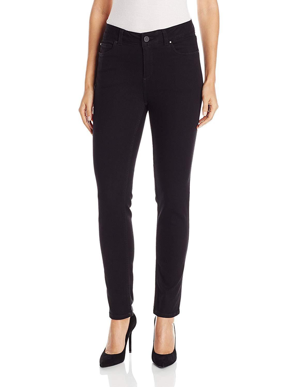 Rafaella Womens Weekend Skinny Leg Slim Fit Jeans At Amazon Womens Jeans Store Amazon Affiliate Link Cli Flannel Lined Jeans Best Jeans For Women Women Jeans