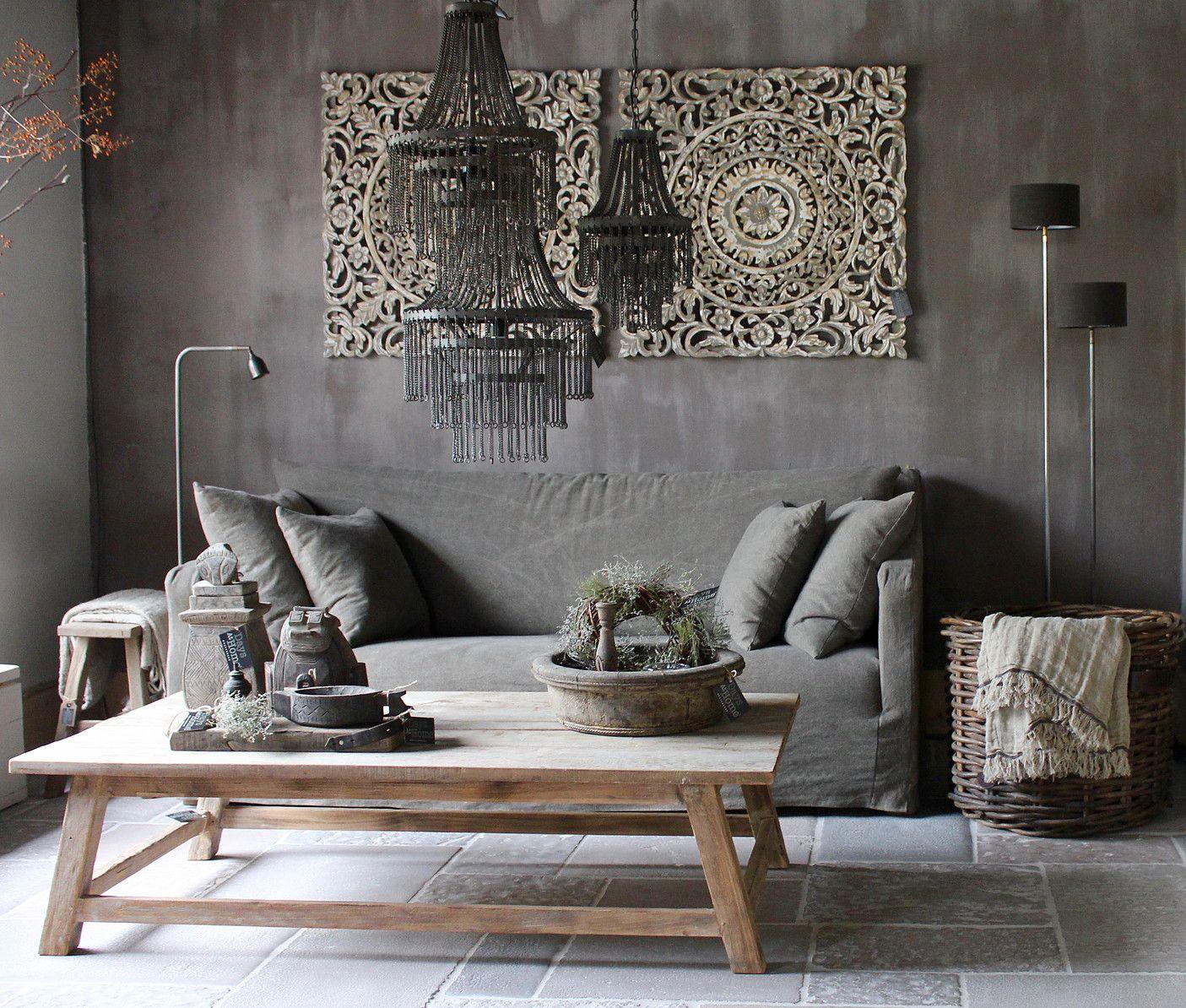 Stunning Wanddecoratie Woonkamer Landelijk Images - Home Ideas ...