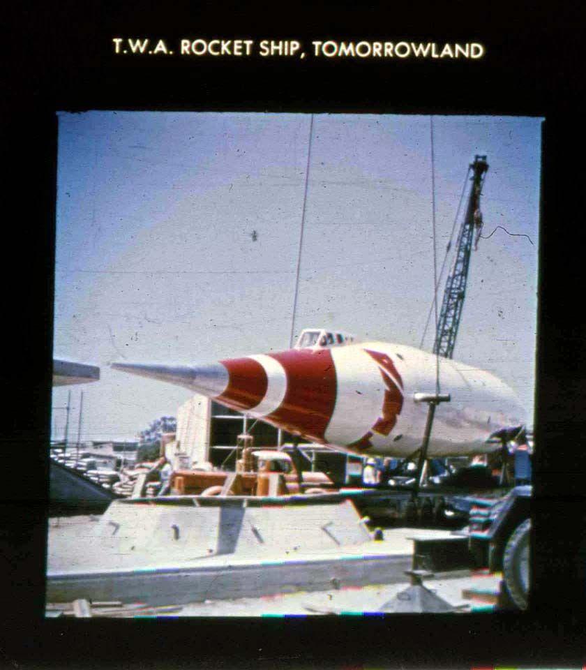 Pin By Eric Beeks On Twa Moonliner Disneyland California Adventure Vintage Disneyland Disneyland