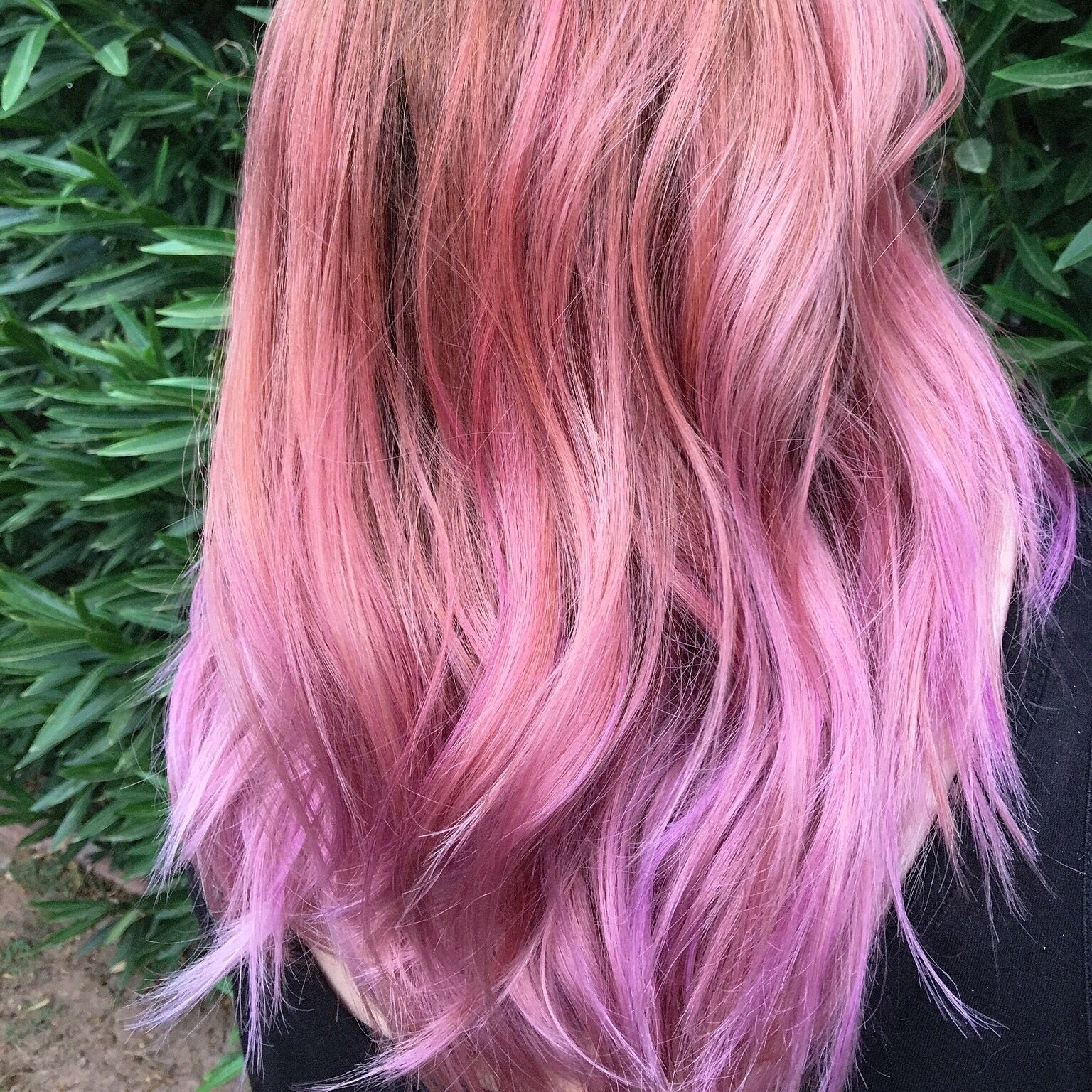 Joico hair color tags color jocio joico - Pastel Rose And Lavender Hair Using Joico Color Intensity