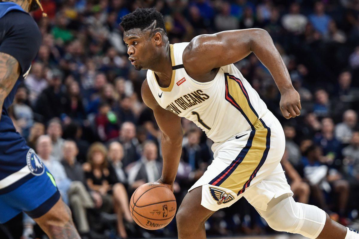 NBA Releases Schedule for Orlando Games, Zion Williamson