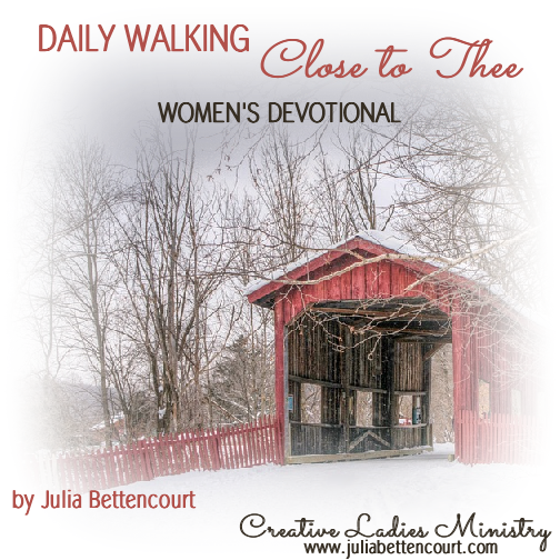 New Year\'s Devotional by Julia Bettencourt: Daily Walking Close to ...