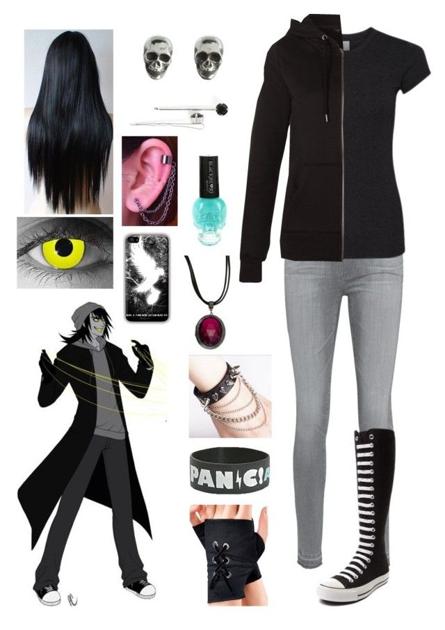 Creepypasta: Daughter of The Puppeteer | My Polyvore Finds