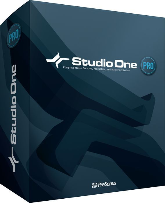 Presonus Studio One 2 0 Professional Music Software Music Recording Studio Studio