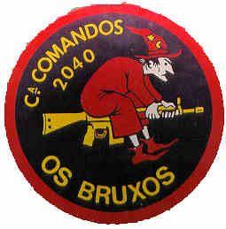 2040ª Companhia De Comandos 72 Mocambique Forcas Especiais