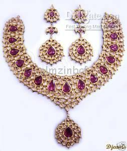Image detail for -Indian Diamond jewelry | Gold Jewelry