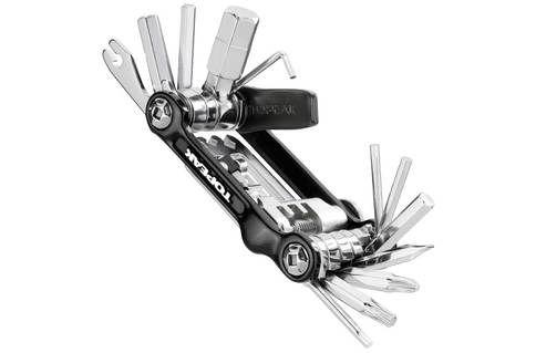Topeak Mini 20 Pro Multi Tool Black Cyclingbargains Dealfinder