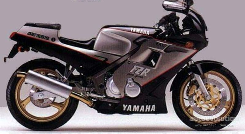 Yamaha Fzr250 Yamaha Yamaha Fzr 600 Moto Bike