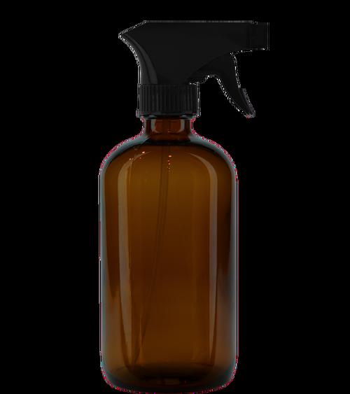 16 Oz Glass Spray Bottle Glass Spray Bottle Amber Glass Bottles Spray Bottle