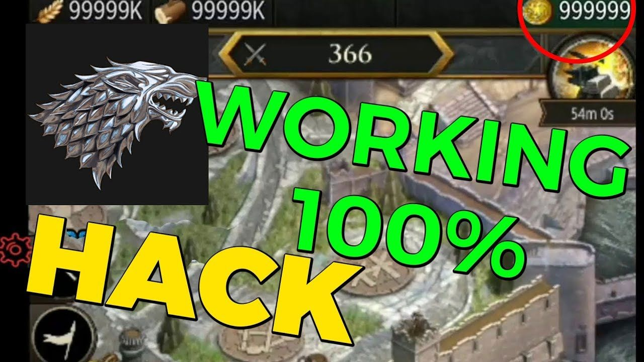 Game of Thrones Conquest Hack Free Gold on Game of