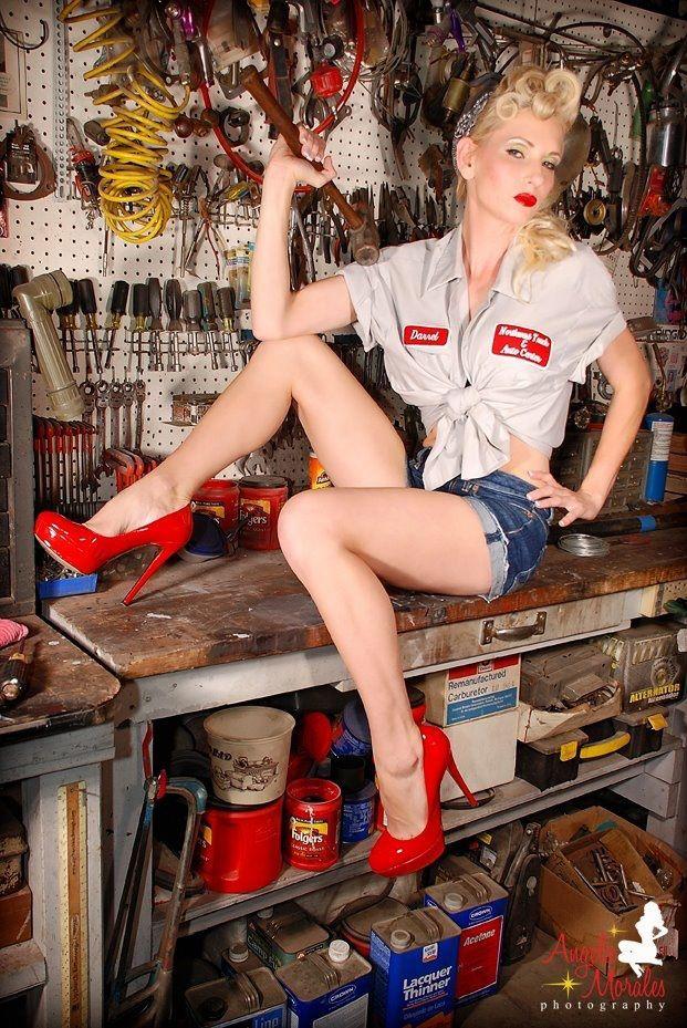 Pingl par esperanza sur fast loud pinterest sexy for Garage petit noisy