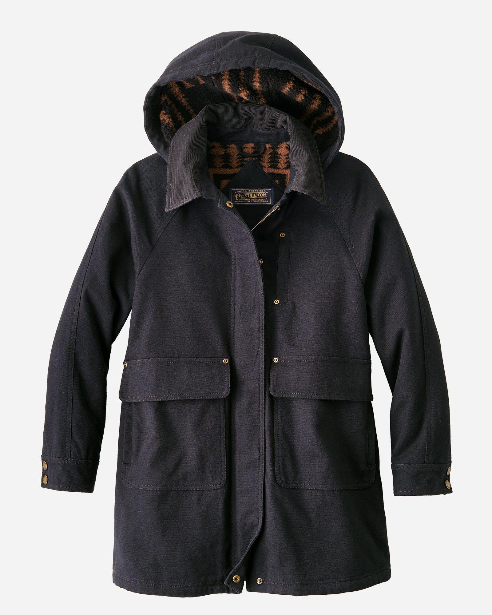 Women S St Helena Sherpa Lined Coat Sherpa Lined Womens Hooded Coat Jackets For Women [ 2000 x 1600 Pixel ]