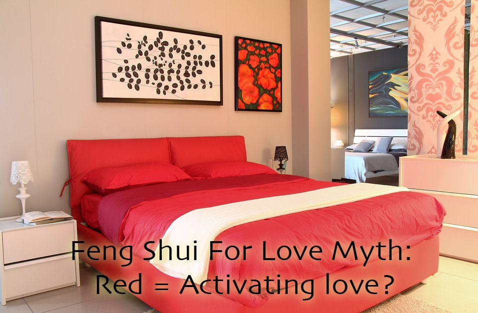 Red is arguably the most chosen color to symbolize love and passion, and for good reason. Feng shui wise, however, does red in the bedroom ALWAYS mean an energy that invites passion?  http://fengshui-for-love.com/feng-shui-mfaceyth-red-bedroom-romance-luck/