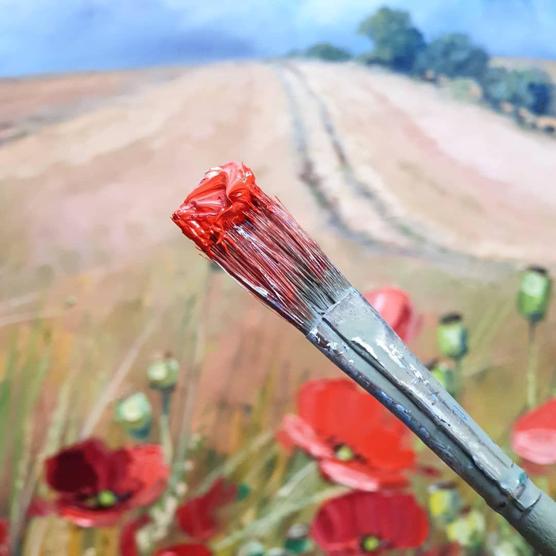 Pin Auf Ute Herrmann Gemalde Painting Landscapes