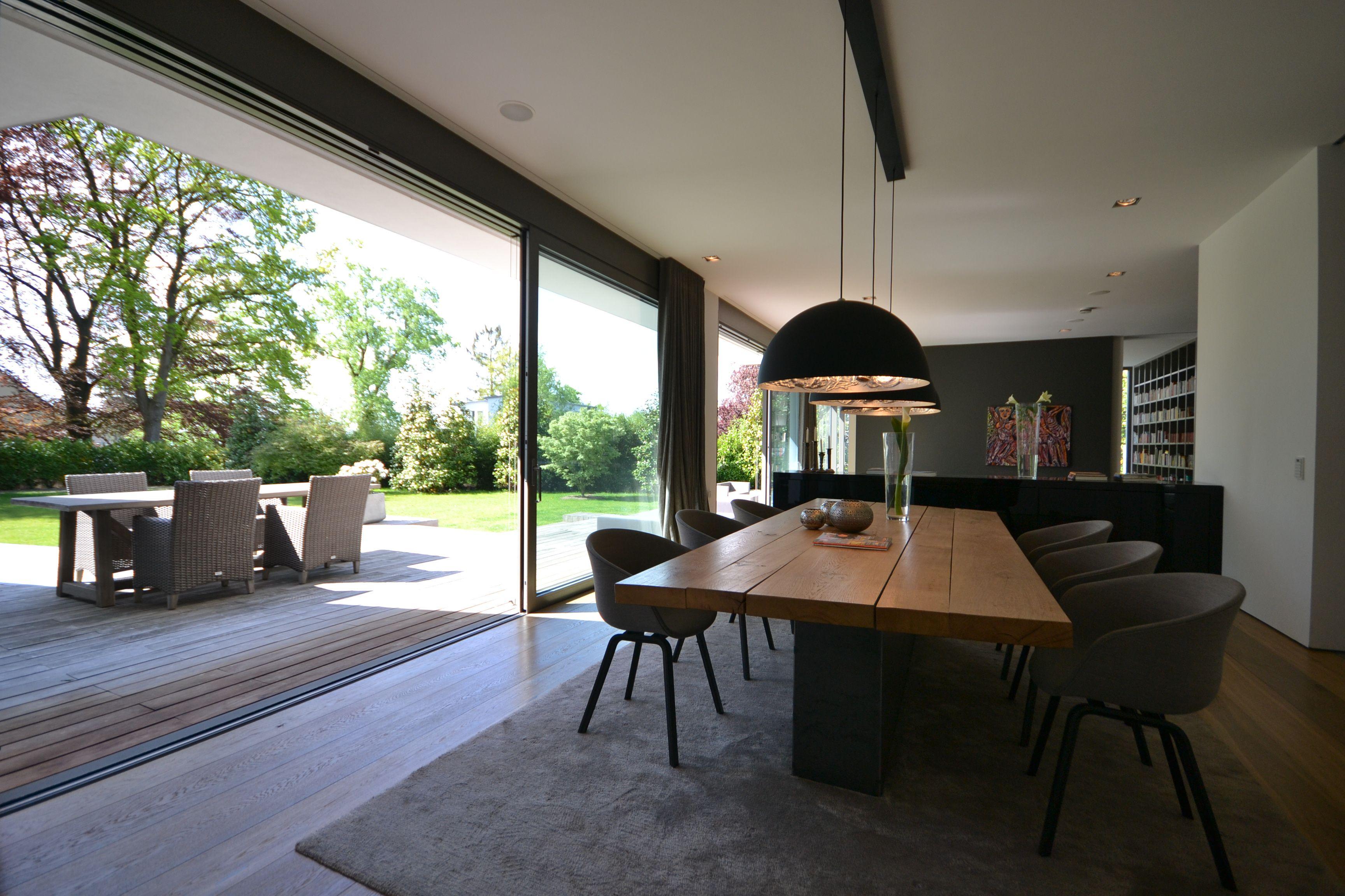 Modernes bungalow innenarchitektur wohnzimmer bünck architektur  bergisch gladbach  vorschläge umbau