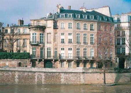 Hotel Lambert by Louis Le Vau
