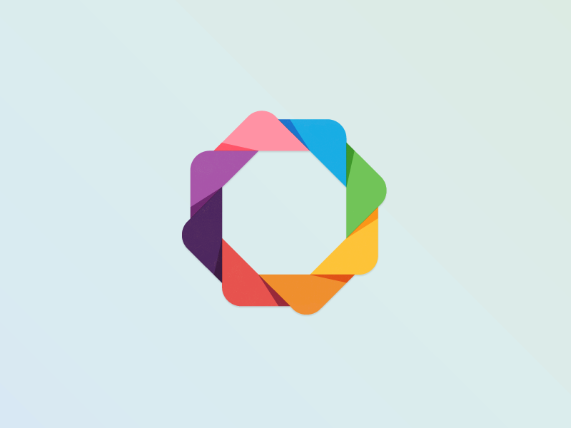 Twisted Origami Logo Create Logo Design Logo Design