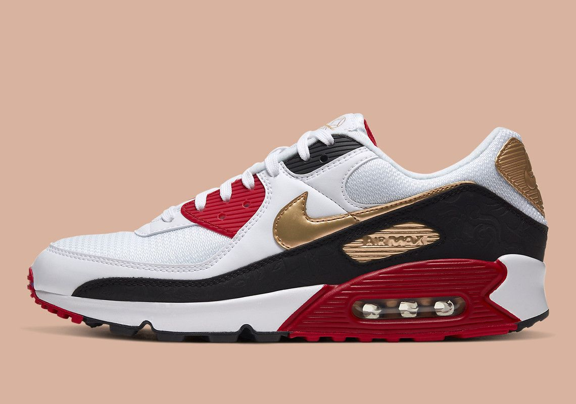 The Nike Air Max 90 Returns In A Reworked 'Viotech