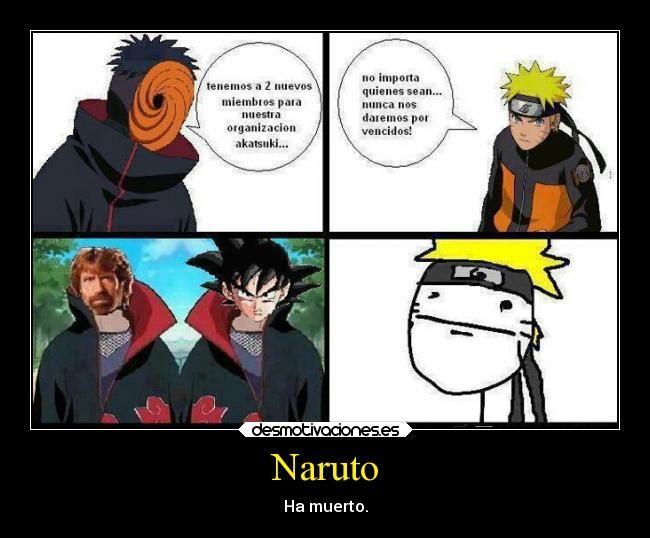 292ca4ca8a61efdde579aab678773a92 carteles naruto memes goku desmotivaciones jpg (650×538) agus,Memes De Naruto