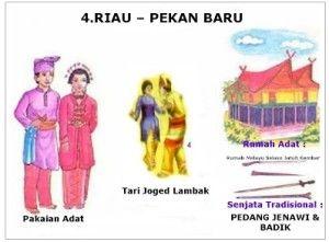 Rumah Adat Dan Pakaian Adat